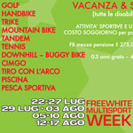 multisport week 2012